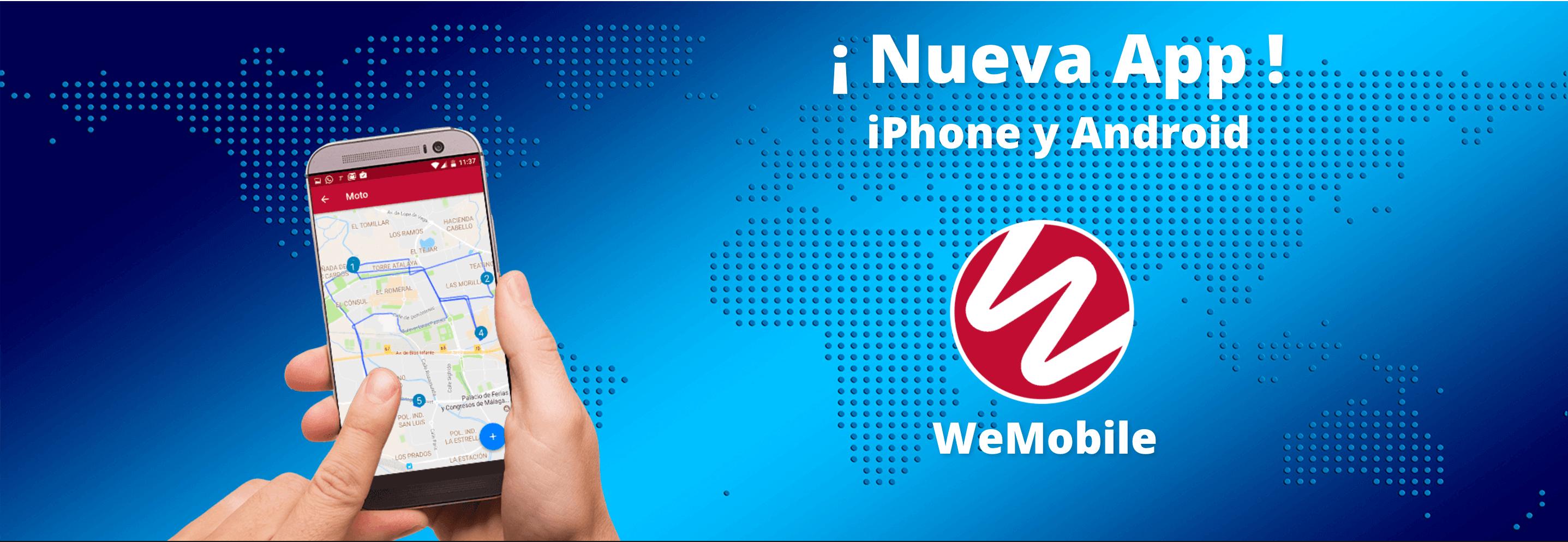 WeMobile app