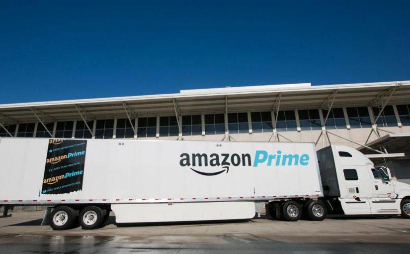 WeMob se integra con el sistema de seguimiento de los camiones de Amazon